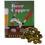 Укупорка кроненпробок Twin Lever Beer Bottle Capper